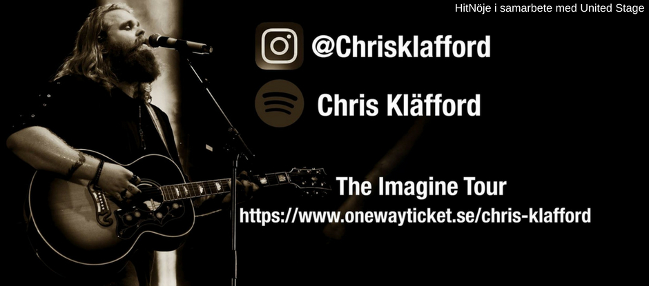 Chris Kläfford – The imagine tour