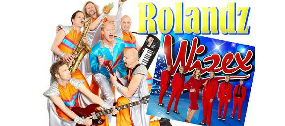Rolandz + Wizex på Heagård