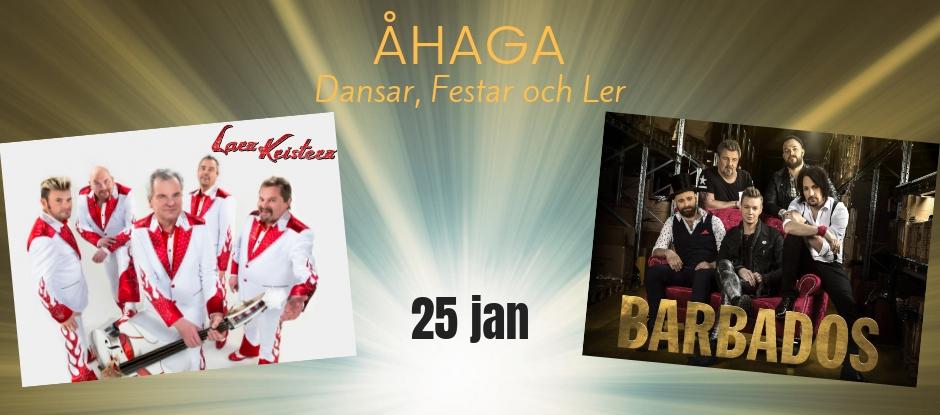 Barbados & Larz Kristerz – Borås / Åhaga