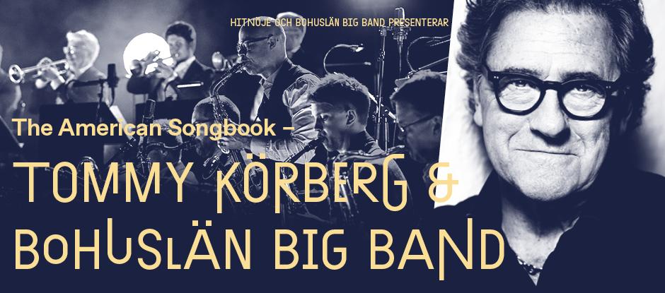 Tommy Körberg & Bohuslän Big Band – April 2020